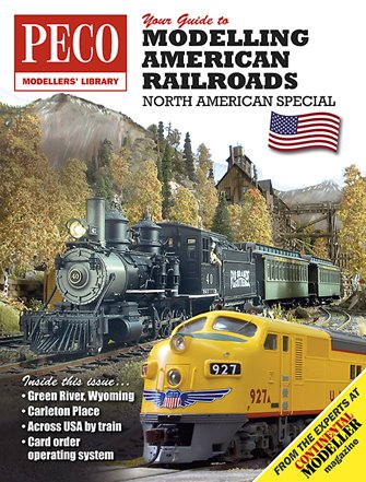 Peco Guide to Modelling American Railways